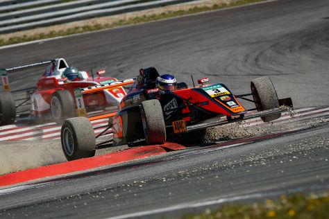 Formel 4: Erstes Rennauto von Schumi IV