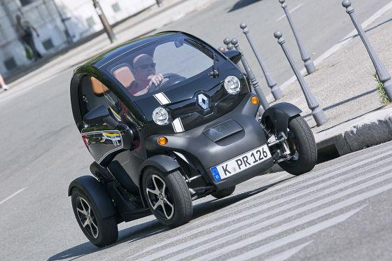 E-Autos testen: Carsharing macht es möglich!