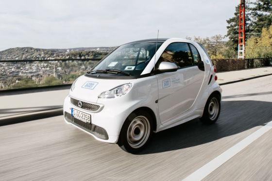 E-Autos testen: Carsharing macht's möglich!