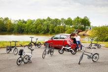 E-Bikes zum Einpacken