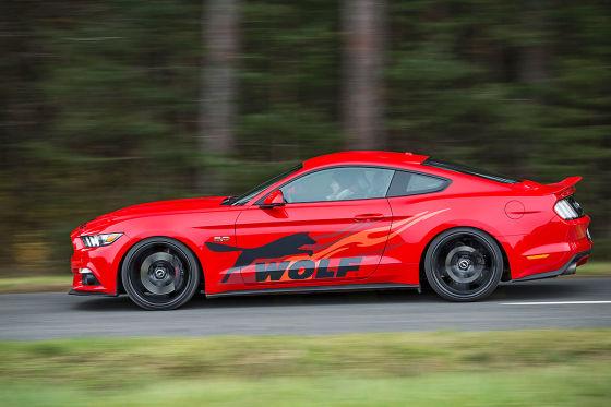Wolf Racing Mustang GT