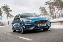 Ford Focus ST (2019): Erlkönig, erste Infos