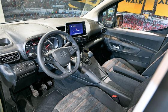 Erste Infos zum Hochdachkombi von Opel