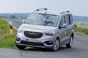 So fährt der Opel Combo
