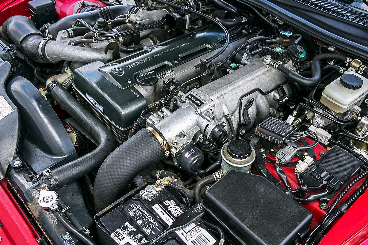 Faszination Toyota Supra