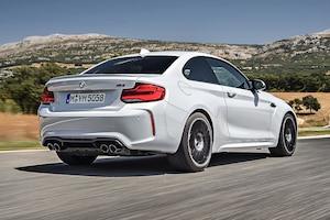 BMW M2 Competition (2018): Test, Motor, PS, Vorstellung, Preis