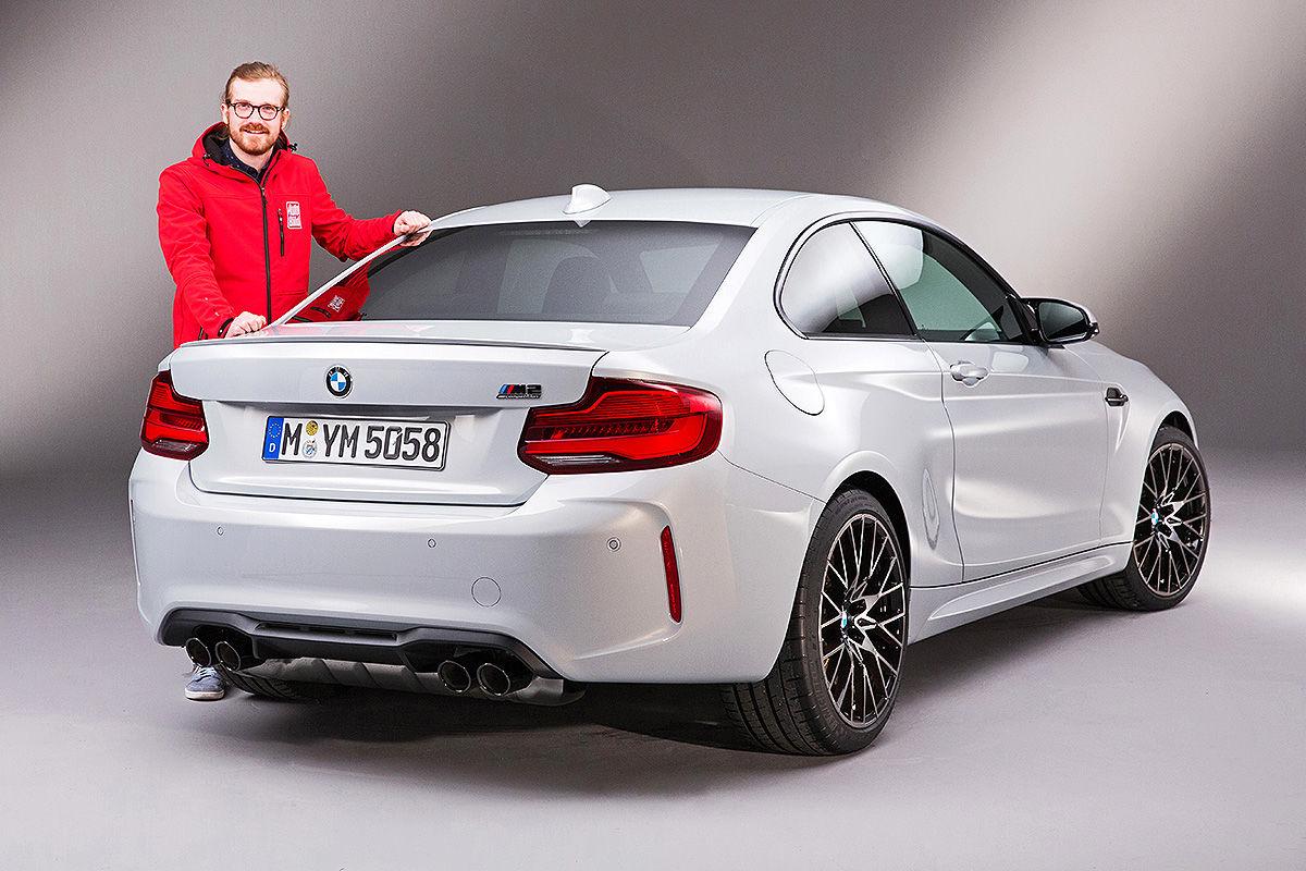 Bmw M2 Competition 2018 Test Motor Ps Preis Bilder Autobild De