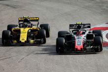 Formel 1: Neuer Haas ist da