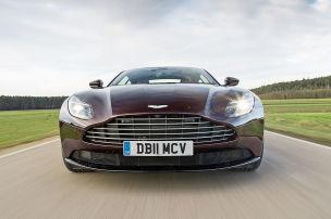 Pisten-Check: DB 11 mit AMG-V8