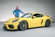 Porsche 718 Cayman GT4 (2018): RS, Motor, Preis
