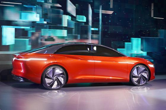 VW lässt das Lenkrad weg