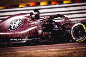 Formel 1: neuer Alfa Romeo