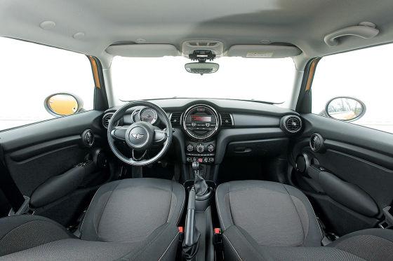 Mini F56 Gebrauchtwagen Test Autobildde