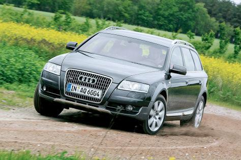 audi a6 allroad ii: gebrauchtwagen-test - autobild.de