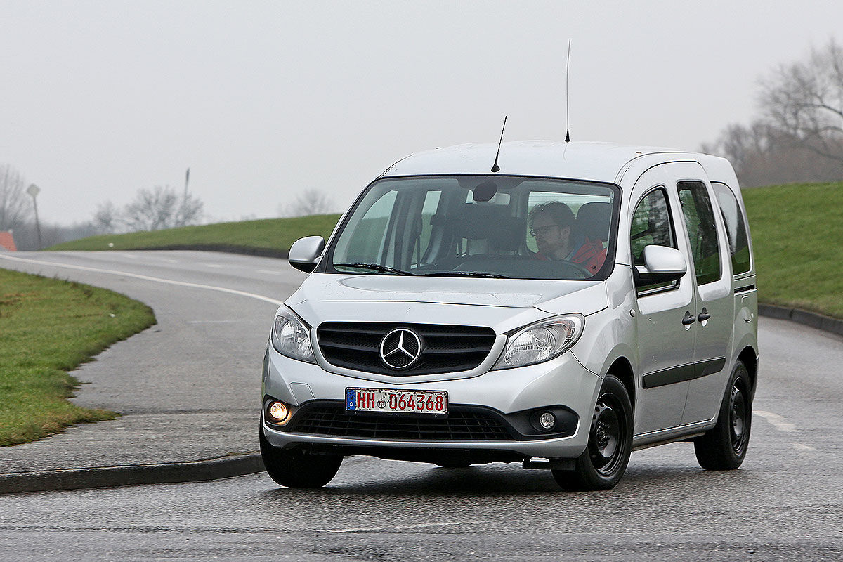 gebrauchtwagen test mercedes citan kombi bilder. Black Bedroom Furniture Sets. Home Design Ideas