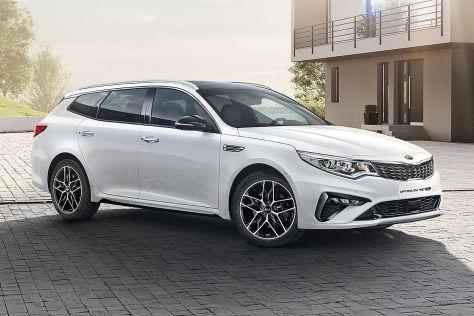 Kia Optima Facelift (2018): Infos, Marktstart, Preis ...