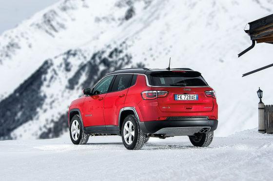 Starten Sie mit Jeep ins nächste Abenteuer