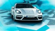Porsche: Blockchain im Auto
