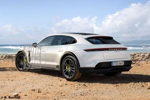 Das wird Porsches zweites E-Auto