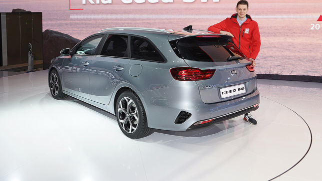 Video Kia Ceed Genf 2018 Autobild De