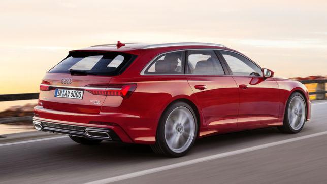 Video Audi A6 Avant 2018 Autobildde
