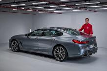 BMW Concept M8 Gran Coupé (2019): Vorstellung, Design, Ausblick