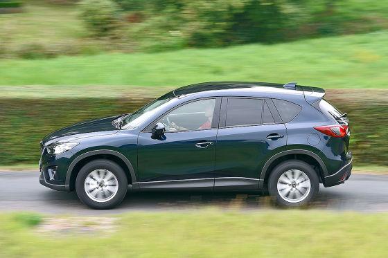 mazda cx-5: gebrauchtwagen-test - autobild.de