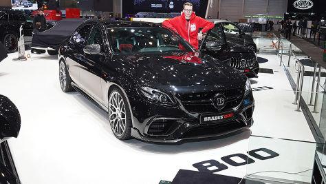 Brabus 800 Mercedes-AMG E 63 S (2018): Test, Preis, PS