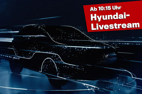Autosalon Genf: VW Group Night im Live-Stream