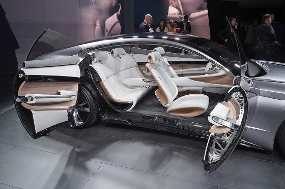 Erster Ausblick auf das zukünftige Hyundai-Design