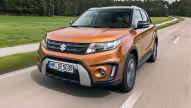 Suzuki Vitara 1.6 DDiS AllGrip: Dauertest