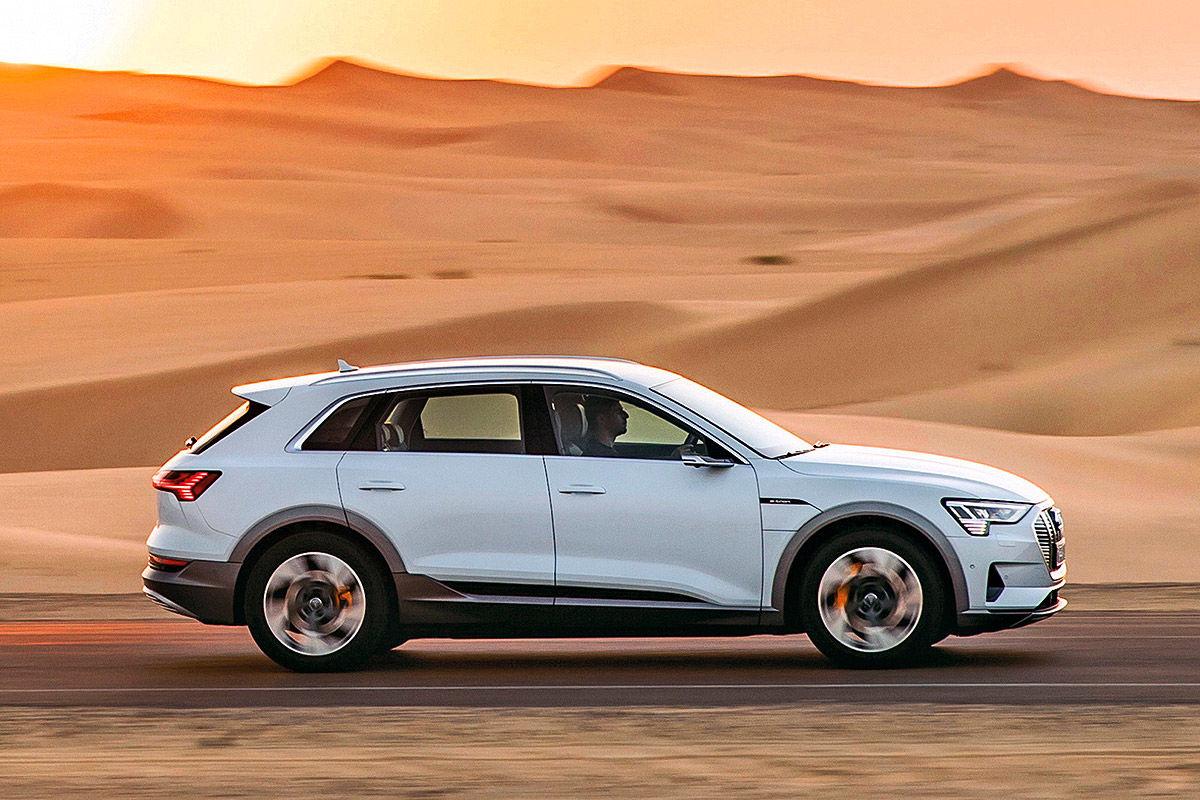 Audi e-tron (2018): Vorschau, Technik, Preis