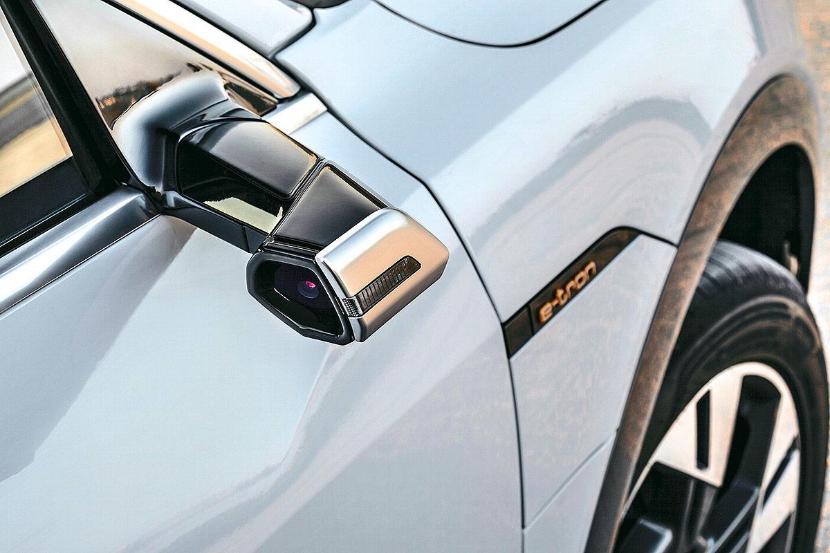 Audi e-tron: Bildergalerie