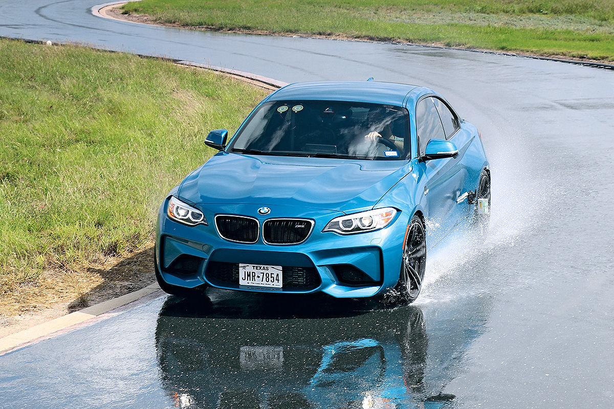 Sommerreifen-Test, BMW M2