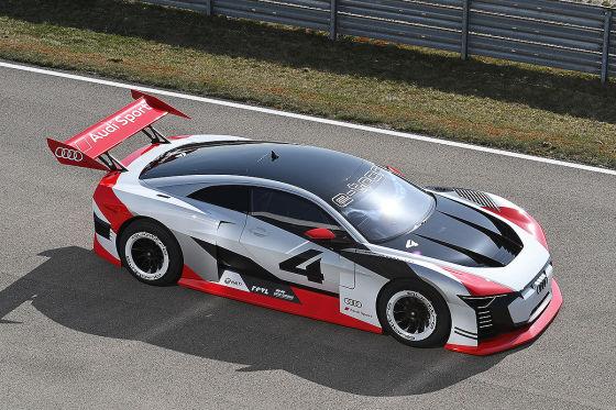 Special-Car für Gran Turismo