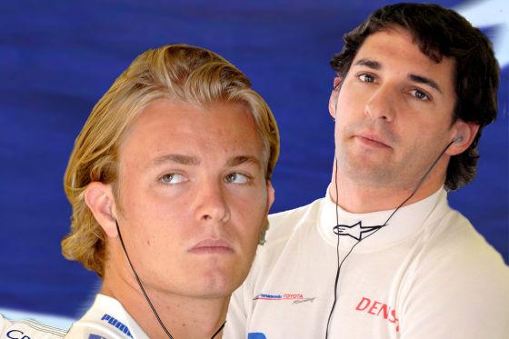 Rosberg & Glock