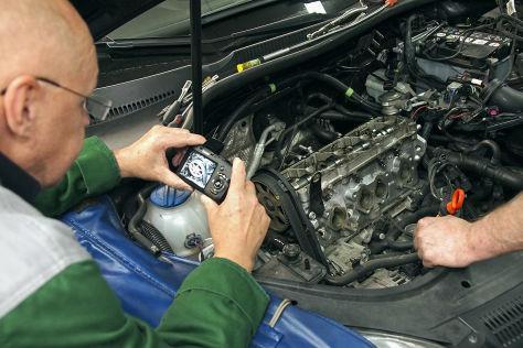 Motoreninstandsetzung Nach Motorschaden Den Motor überholen