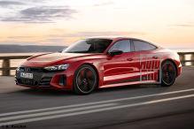 Erste Infos zum Audi e-tron GT