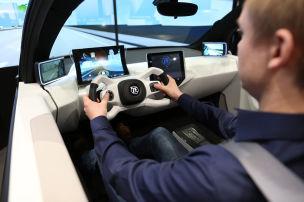 Das Cockpit der Zukunft
