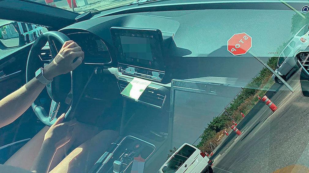 Seat Leon 2020 Innenraum Motoren Hybrid Erlkonig Design