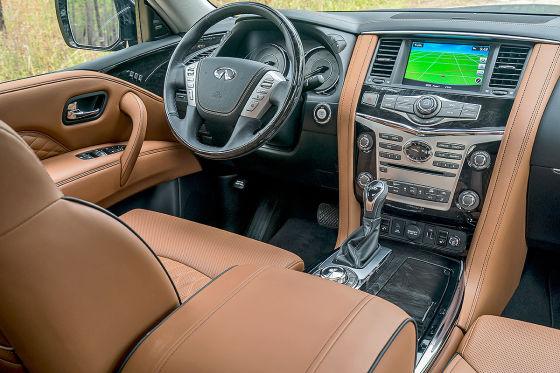 Luxuriöses Sumo-SUV