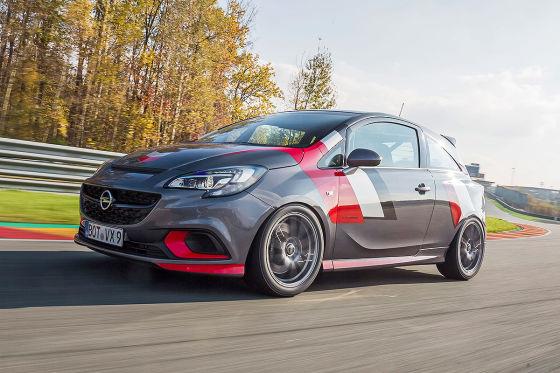 Klasen Motors Opel Corsa OPC
