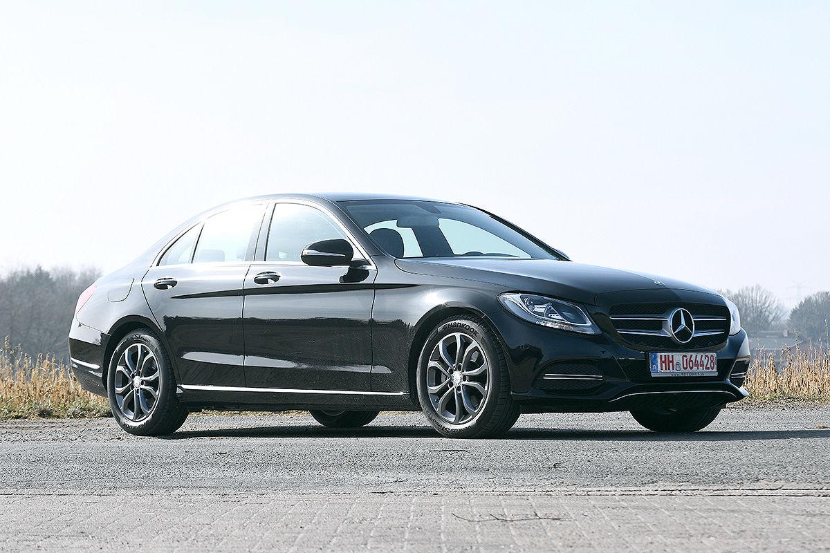 Gebrauchtwagen-Test Mercedes C-Klasse (W 205)