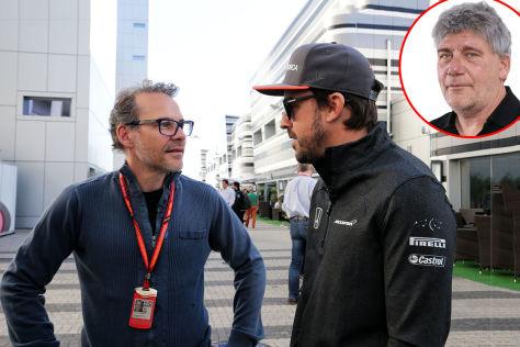 Formel 1: Kolumne aus Melbourne