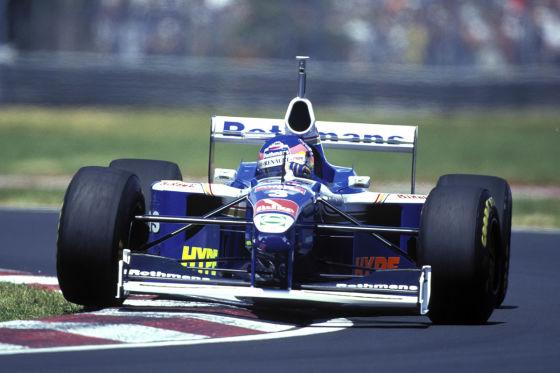 Im Flieger mit Alonso und Villeneuve