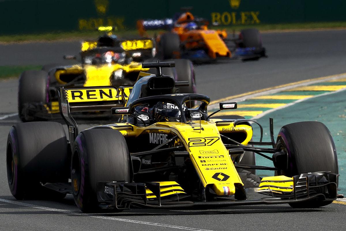 Formel 1: Boxengeflüster aus Australien