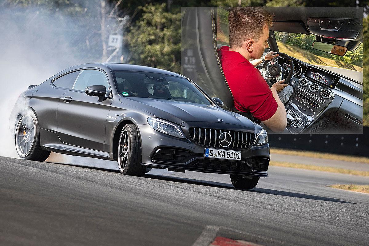 Mercedes-AMG C 63 (2018): Test, Preis, C 63 S, PS, Coupé