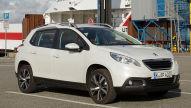 Peugeot 2008: 100.000-Kilometer-Dauertest