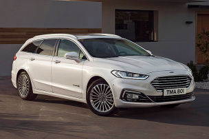 Facelift für den Ford Mondeo