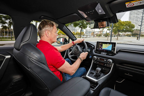 Toyota Rav4 2019 Test Hybrid Motor Infos Preise Autobild De